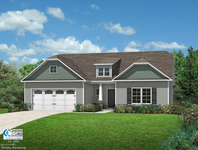 1120 Bryson Drive, Greenville, NC 27834 (MLS #100118466) :: Century 21 Sweyer & Associates