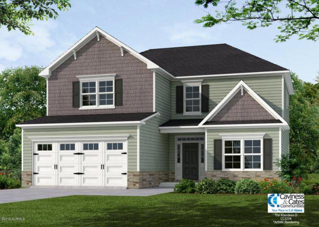 3648 Calvary Drive, Greenville, NC 27834 (MLS #100118467) :: Century 21 Sweyer & Associates