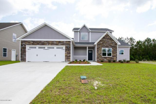817 Tuscarora Trail, Jacksonville, NC 28546 (MLS #100118484) :: RE/MAX Essential