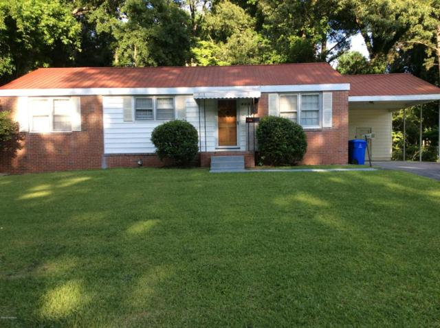 418 Houston Road, Jacksonville, NC 28540 (MLS #100118499) :: Courtney Carter Homes