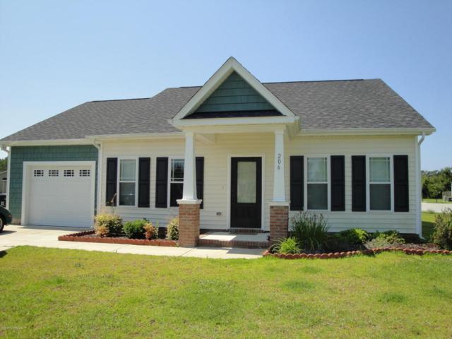 206 Low Country Lane, Swansboro, NC 28584 (MLS #100118515) :: Century 21 Sweyer & Associates