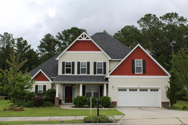 903 Stagecoach Drive, Jacksonville, NC 28546 (MLS #100118530) :: Courtney Carter Homes