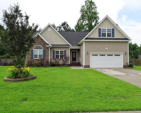 209 Armistead Way, Jacksonville, NC 28540 (MLS #100118603) :: RE/MAX Essential