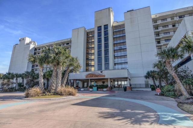 2700 N Lumina Avenue #605, Wrightsville Beach, NC 28480 (MLS #100118754) :: The Oceanaire Realty