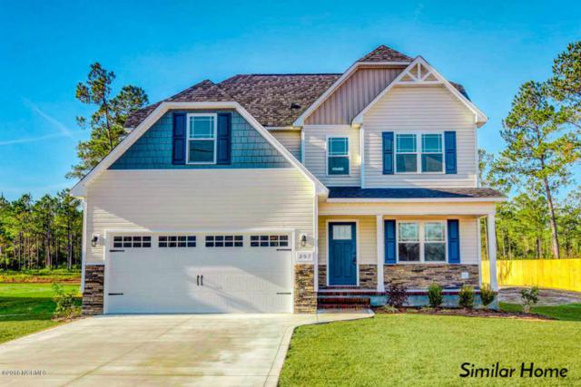 149 Laredo Drive, Jacksonville, NC 28540 (MLS #100118840) :: Century 21 Sweyer & Associates