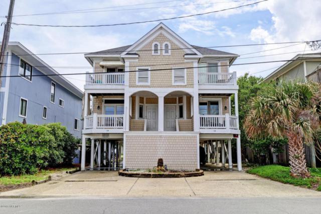 3 W Henderson Street B, Wrightsville Beach, NC 28480 (MLS #100118891) :: Coldwell Banker Sea Coast Advantage