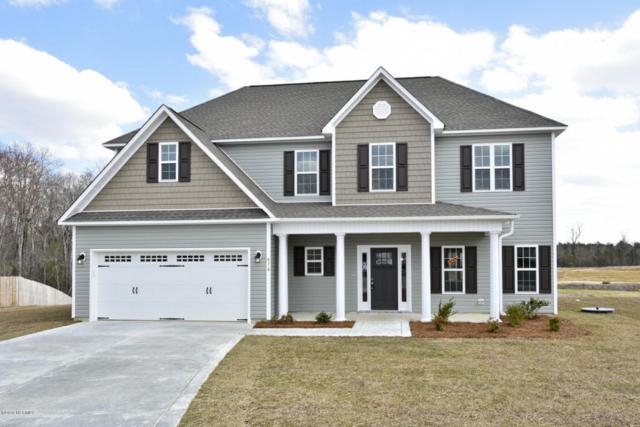 326 Aquamarine Circle, Jacksonville, NC 28546 (MLS #100118895) :: RE/MAX Essential