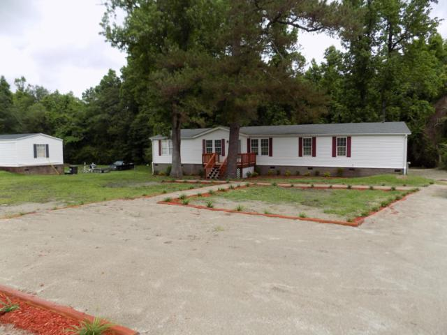 729 Smith Road, Maysville, NC 28555 (MLS #100118967) :: Courtney Carter Homes