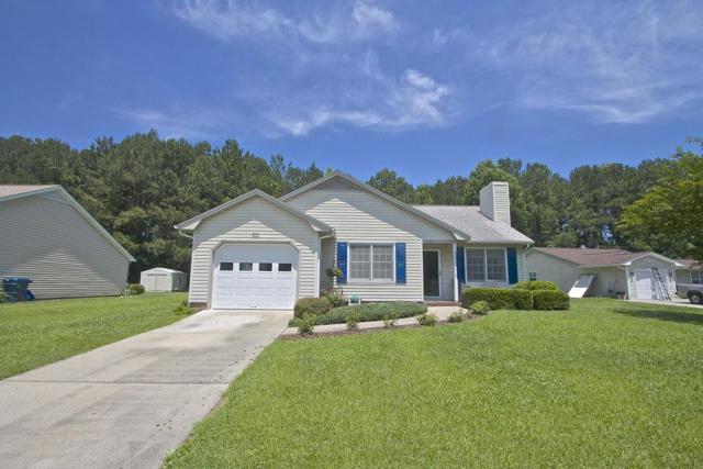 611 Crissy Drive, Jacksonville, NC 28540 (MLS #100119294) :: Harrison Dorn Realty