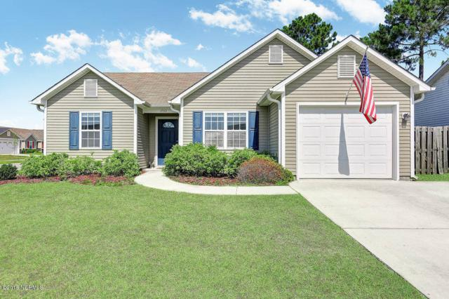 1732 Pepperwood Way, Leland, NC 28451 (MLS #100119318) :: RE/MAX Essential