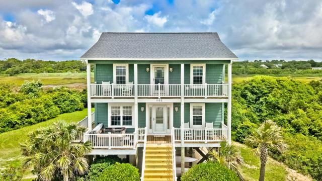 602 E Dolphin Drive, Oak Island, NC 28465 (MLS #100119331) :: The Keith Beatty Team