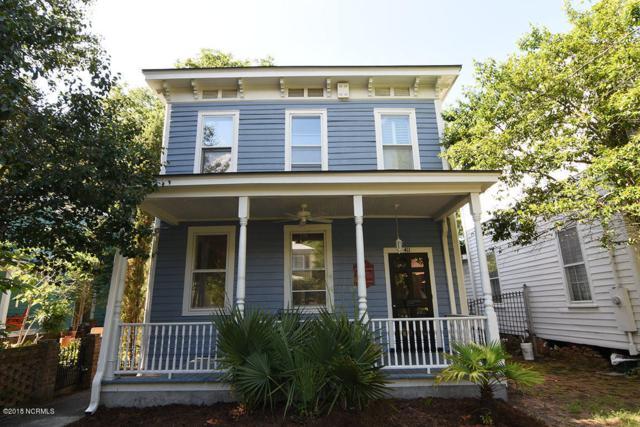 411 Nun Street, Wilmington, NC 28401 (MLS #100119496) :: RE/MAX Essential