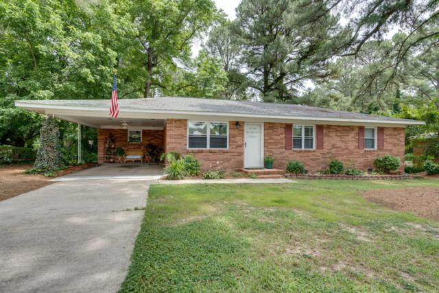 1304 Woodside Drive W, Wilson, NC 27893 (MLS #100119576) :: David Cummings Real Estate Team