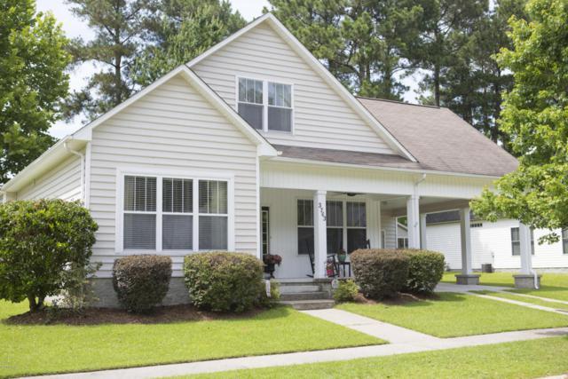3703 Willow Run Drive, Greenville, NC 27858 (MLS #100119623) :: Century 21 Sweyer & Associates