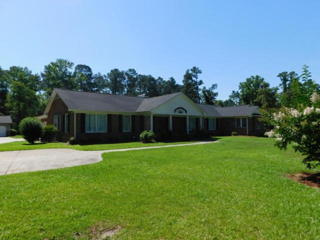 406 Emerald Lake Drive, Lumberton, NC 28358 (MLS #100119678) :: The Keith Beatty Team