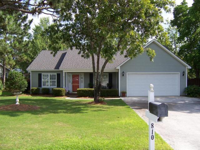 810 Hillside Drive, Wilmington, NC 28412 (MLS #100119769) :: RE/MAX Essential