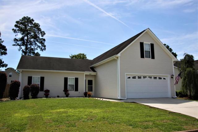 6807 Teviot Drive, Wilmington, NC 28412 (MLS #100119893) :: Harrison Dorn Realty