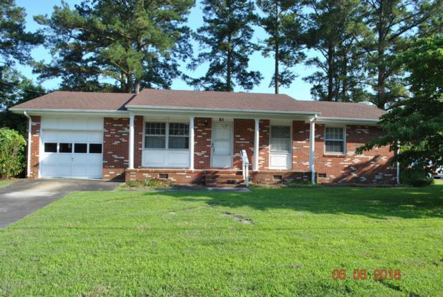 61 Doris Avenue E, Jacksonville, NC 28540 (MLS #100119913) :: RE/MAX Essential