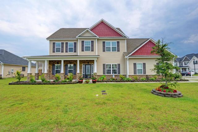 802 Solomon Drive, Jacksonville, NC 28546 (MLS #100120158) :: Courtney Carter Homes