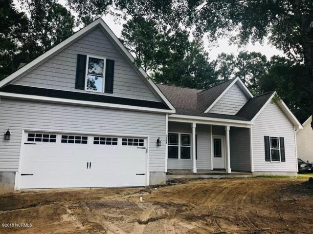 308 Coldwater Drive, Swansboro, NC 28584 (MLS #100120279) :: RE/MAX Essential