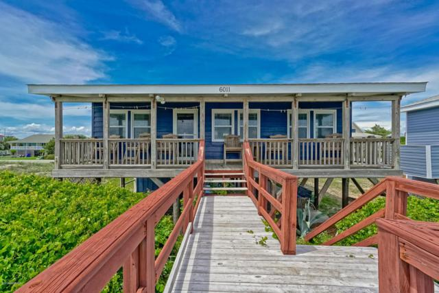6011 W Beach Drive, Oak Island, NC 28465 (MLS #100120286) :: The Keith Beatty Team