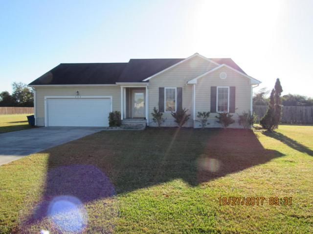 209 Bennett Lane, Richlands, NC 28574 (MLS #100120289) :: Century 21 Sweyer & Associates