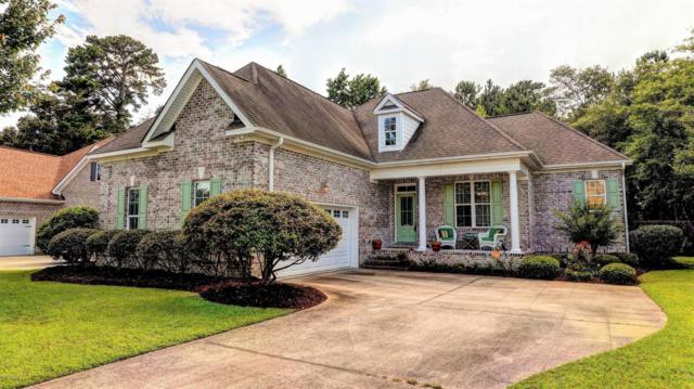 815 Trace Drive, Wilmington, NC 28411 (MLS #100120302) :: Berkshire Hathaway HomeServices Prime Properties