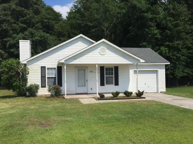 342 Lands End Lane, Jacksonville, NC 28540 (MLS #100120310) :: Harrison Dorn Realty