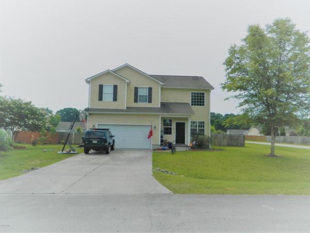 106 Briar Hollow Drive, Jacksonville, NC 28540 (MLS #100120356) :: Century 21 Sweyer & Associates