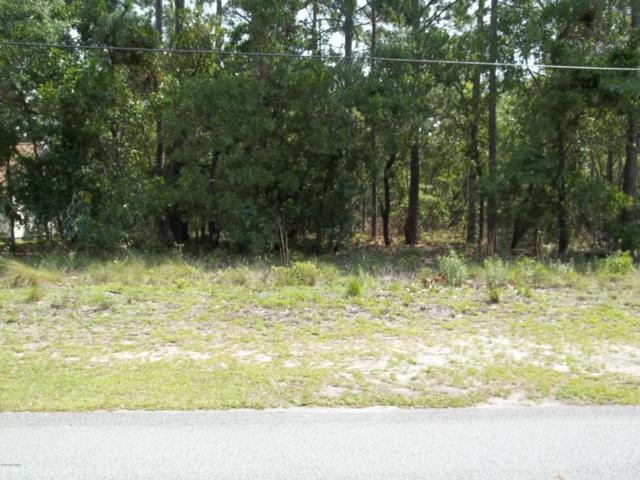 Lot 3 Ash Road, Boiling Spring Lakes, NC 28461 (MLS #100120357) :: Berkshire Hathaway HomeServices Prime Properties