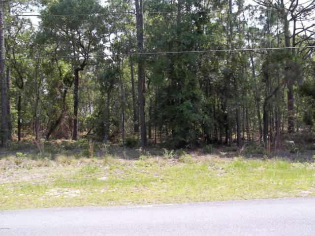 Lot 4 Ash Road, Boiling Spring Lakes, NC 28461 (MLS #100120363) :: Courtney Carter Homes