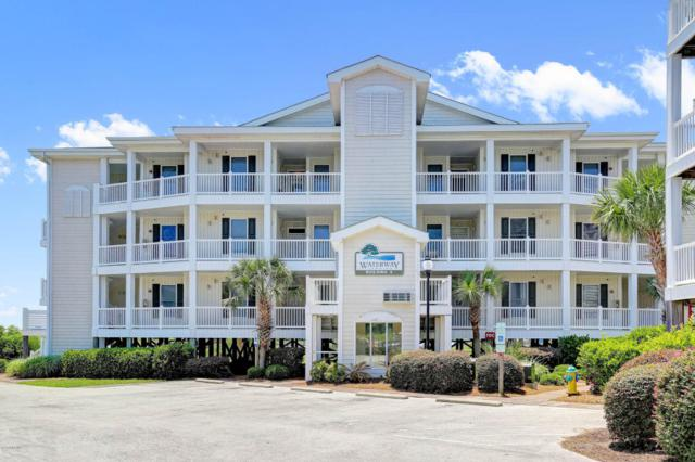 1135 Park Road SW #4204, Sunset Beach, NC 28468 (MLS #100120370) :: SC Beach Real Estate