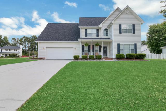 306 Hyatt Circle, Jacksonville, NC 28546 (MLS #100120435) :: Coldwell Banker Sea Coast Advantage