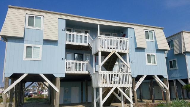 447 E Second Street #21, Ocean Isle Beach, NC 28469 (MLS #100120475) :: The Oceanaire Realty