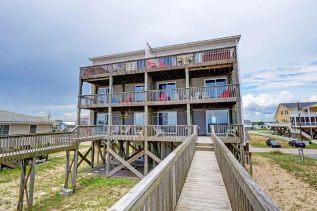 244 Seashore Drive, North Topsail Beach, NC 28460 (MLS #100120497) :: The Keith Beatty Team