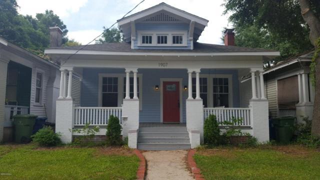 1907 Pender Avenue, Wilmington, NC 28403 (MLS #100120608) :: David Cummings Real Estate Team