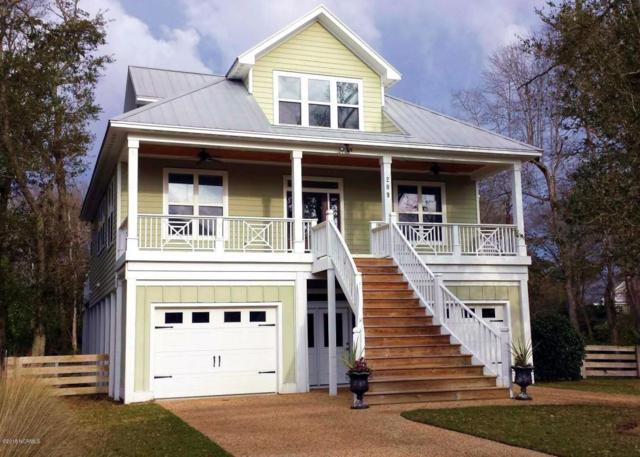 209 Oak Outlook Way N, Carolina Beach, NC 28428 (MLS #100120735) :: The Oceanaire Realty