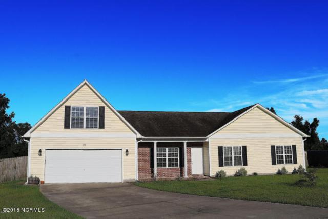 138 Hardin Drive, Maysville, NC 28555 (MLS #100120737) :: RE/MAX Elite Realty Group