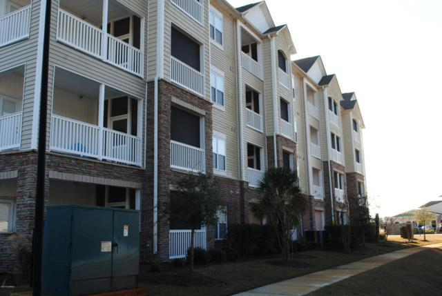 100 Gateway Condos Drive #116, Surf City, NC 28445 (MLS #100120778) :: The Oceanaire Realty