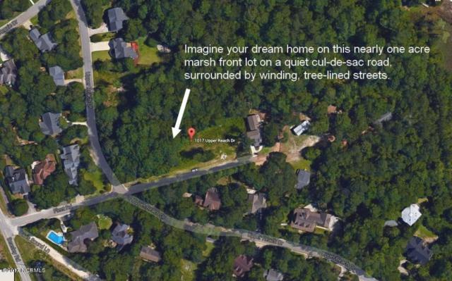 1017 Upper Reach Drive, Wilmington, NC 28409 (MLS #100120868) :: Courtney Carter Homes