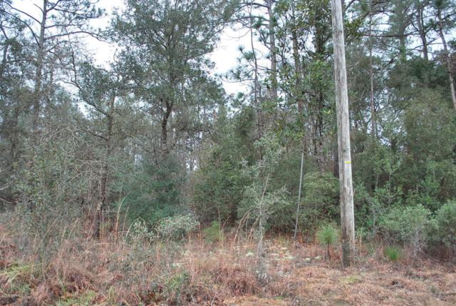 Lot 13 N Shore Drive, Boiling Spring Lakes, NC 28461 (MLS #100120913) :: Courtney Carter Homes