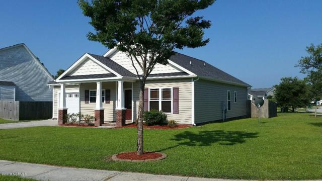 409 Patriots Point Lane, Swansboro, NC 28584 (MLS #100120934) :: Terri Alphin Smith & Co.