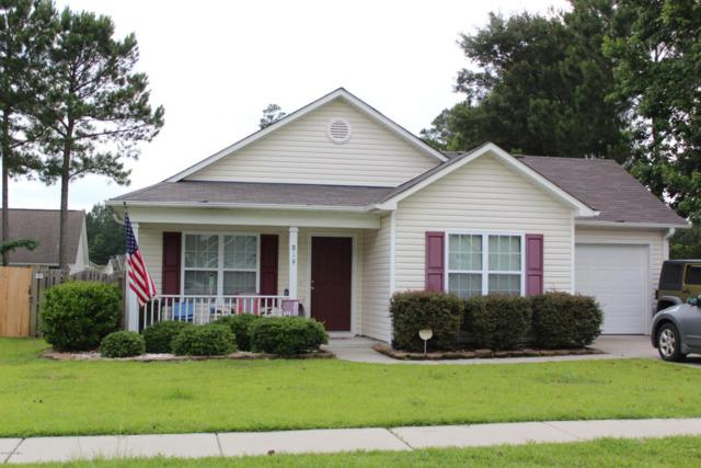 819 Waddell Street, Navassa, NC 28451 (MLS #100120995) :: Century 21 Sweyer & Associates