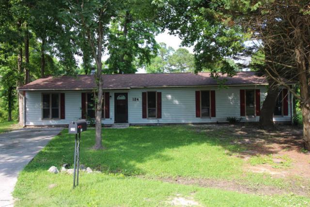 124 Mill Pond Road, Jacksonville, NC 28546 (MLS #100121067) :: Century 21 Sweyer & Associates