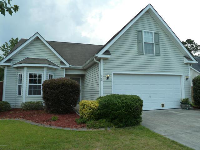 620 Pine Branches Circle SE, Leland, NC 28451 (MLS #100121098) :: Harrison Dorn Realty