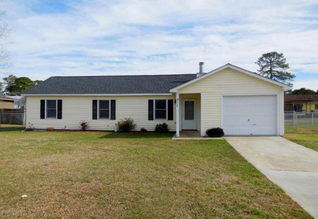 212 Ashwood Court, Havelock, NC 28532 (MLS #100121153) :: Berkshire Hathaway HomeServices Prime Properties