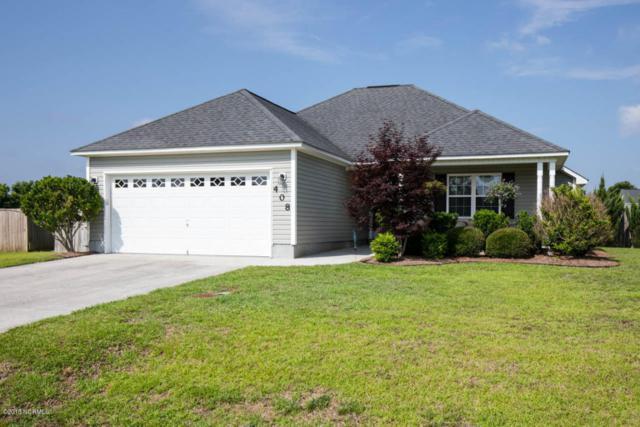 408 John Deere Court, Richlands, NC 28574 (MLS #100121158) :: RE/MAX Essential
