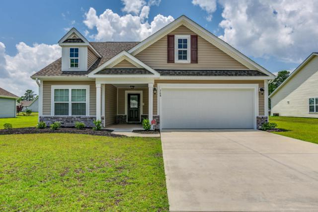 768 Pickering Drive NW, Calabash, NC 28467 (MLS #100121208) :: RE/MAX Essential