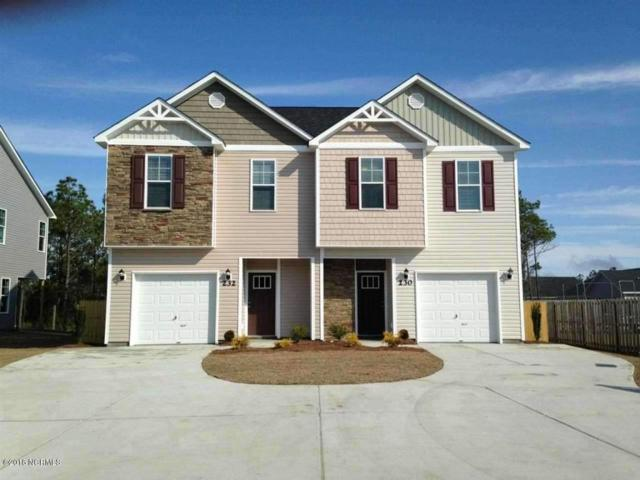 362 Frisco Way Lot 317A, Holly Ridge, NC 28445 (MLS #100121221) :: The Oceanaire Realty