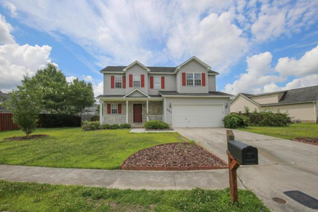 203 Edgefield Drive, Jacksonville, NC 28546 (MLS #100121238) :: The Oceanaire Realty